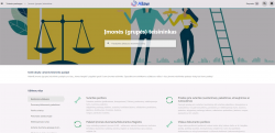 Allaw Imones-teisininkas-platforma – paslauga