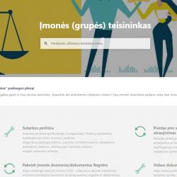 Teisines paslaugos internetu verslui