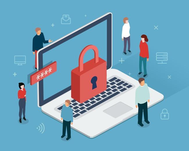 Pacientų asmens duomenų saugumas pažeidimai Allaw
